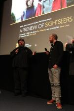 Ben Wheatley and Steve Oram (Sightseers)