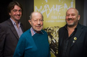 Steven Sheil, Nic Roeg and Chris Cooke