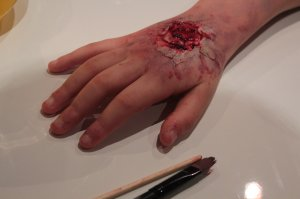 SFX Make-Up Workshop