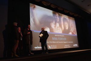 Nina Forever Q & A