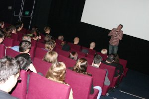 'Colin' Q and A - Mayhem 2009