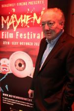 Robin Hardy at Mayhem 2011