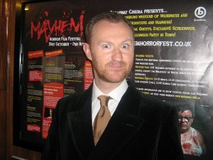 Mark Gatiss - Mayhem 2009
